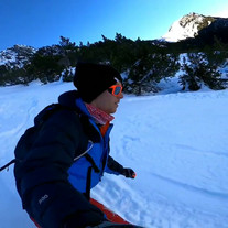 Ski de randonnée à Pralognan