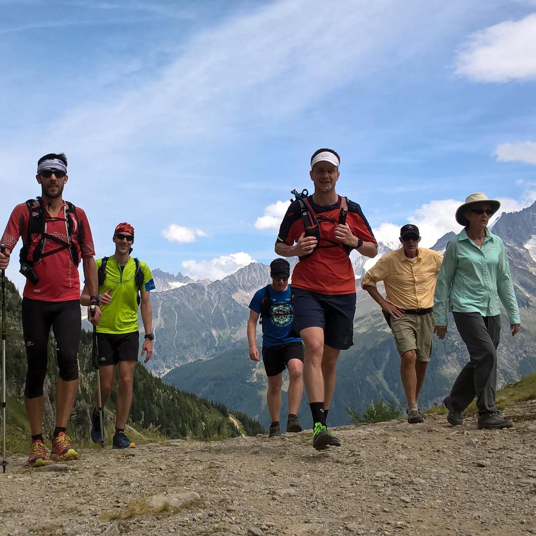 Trail Flégère
