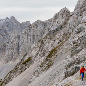 randonnée parc naturel karwendel
