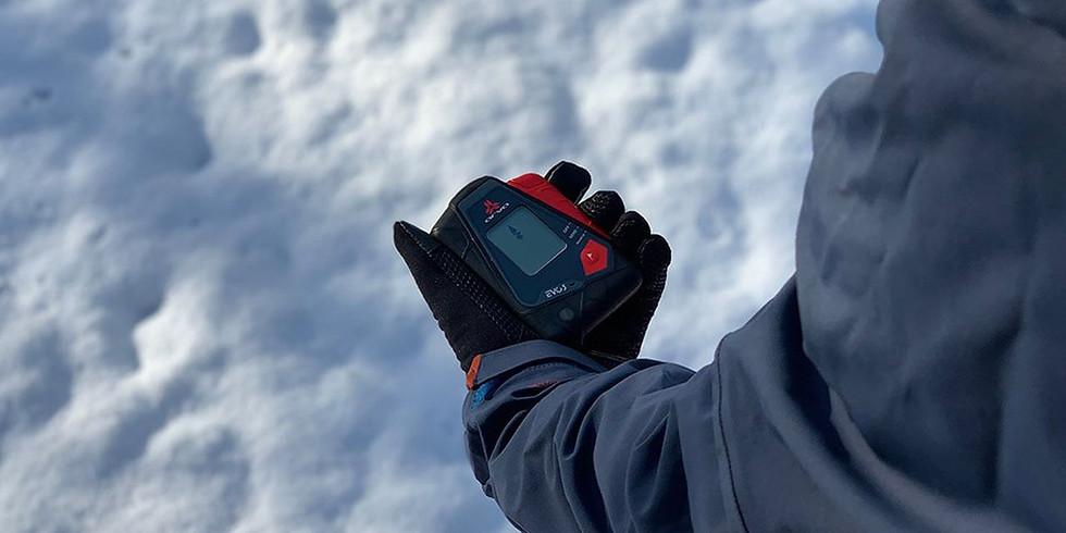 Sauvetage avalanche Niveau 1 + 2