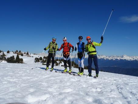 Traversée de la Chartreuse à ski