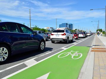 Đi bộ và đạp xe - tương lai của giao thông đô thị