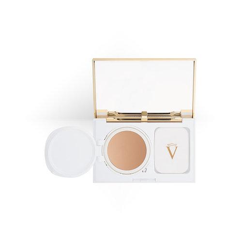 Valmont - Perfecting Powder Cream SPF 30 - Medium Beige