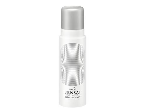Sensai - Silky Purifying Clear Gel Wash 145ml