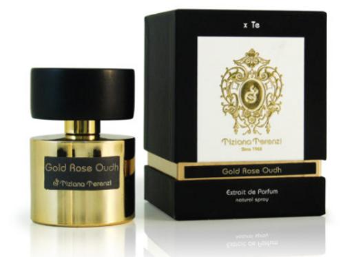 Tiziana Terenzi - Gold Rose Oudh Extrait de Parfum 100ml