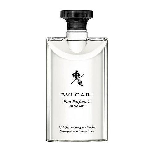 Bvlgari - Eau Parfumée au Thé Noir Shampoo & Shower Gel 200ml