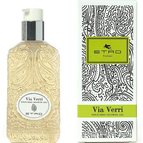 Etro - Via Verri Shower Gel 250ml