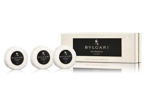 Bvlgari - Eau Parfumée au Thé Noir Set Saponi 3x150g