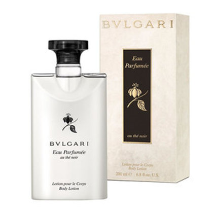 Bvlgari - Eau Parfumée au Thé Noir Body Lotion 200ml