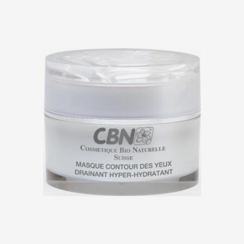 CBN - Masque Contour des Yeux Drainant Hyper Hydratant 30ml