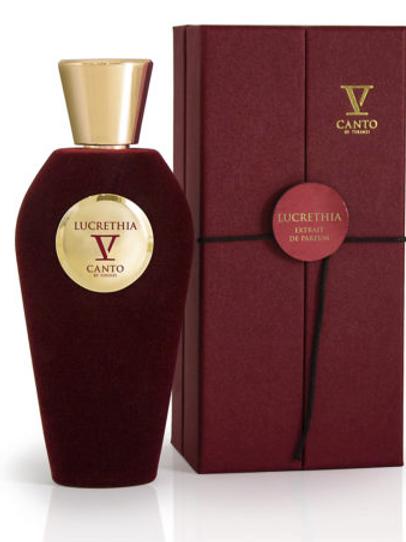 Tiziana Terenzi - V Canto - Lucrethia Extrait de Parfum