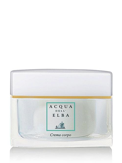 Acqua dell'Elba - Blu donna Crema corpo Acido Ialuronico
