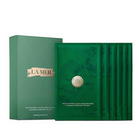 La Mer - The Treatment Lotion Hydrating Mask x6