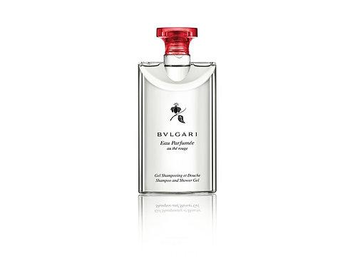 Bvlgari - Eau Parfumée au Thé Rouge Shampoo & Shower Gel 200ml