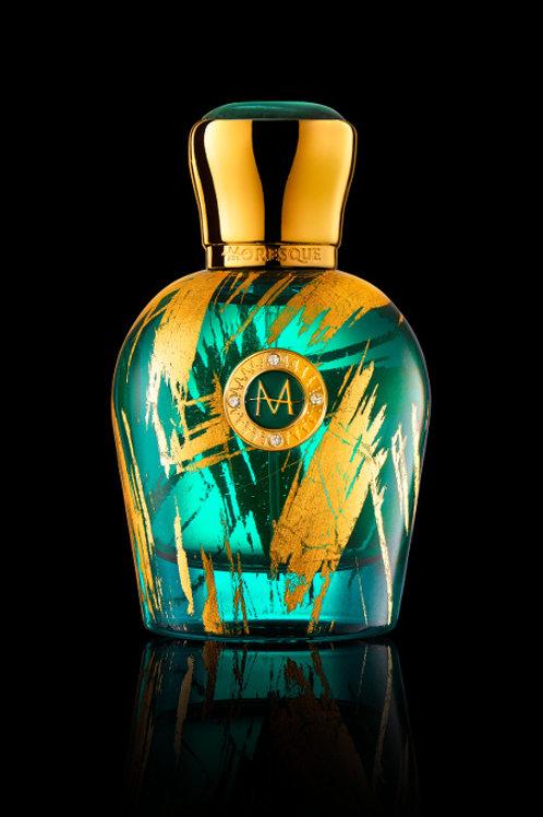 "Moresque ""Art Collection"" - Fiore di Portofino Parfum 50ml"
