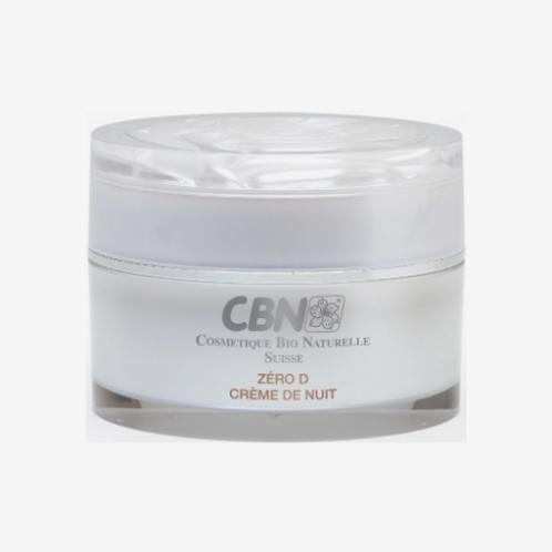 CBN - Zero D Crema Notte 50ml