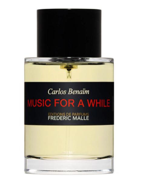 Frederic Malle - Music for a While - Carlos Benaim