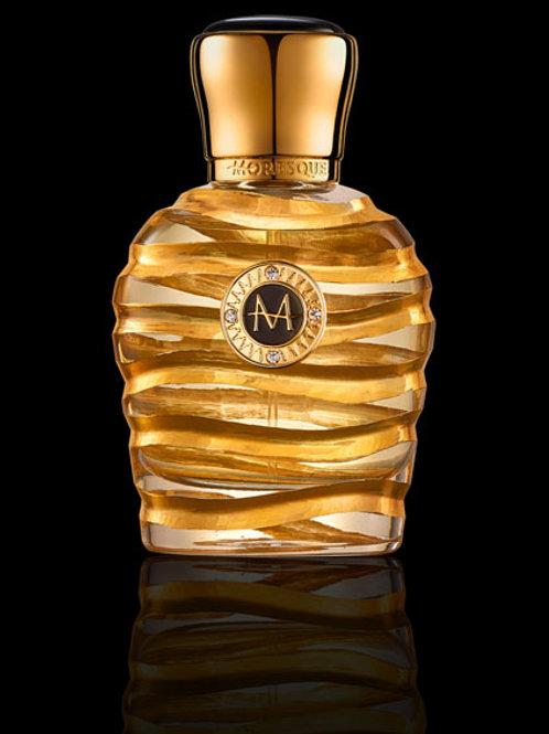 """Moresque """"Gold Collection"""" - Oro Parfum 50ml"""