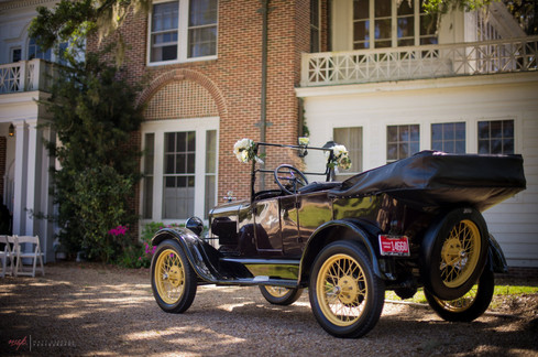 Model T Chauffeur Services Fort Myers, Florida