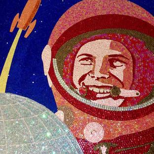 Yuri - first man in space
