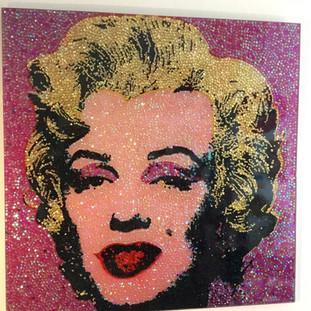 Marilyn Monroe - A. Warhol