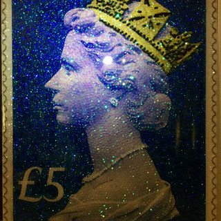 The crown, stamp II