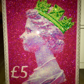 The crown stamp I