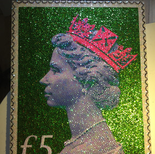 The crown, stamp IV