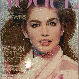 Cindy Crawford - Vogue