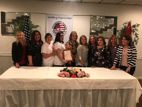 Mujeres Migrantes por la Paridad Jueves 29 de Noviembre 2018 de 7:00 a 11:00 pm Bal Harbour- Florida