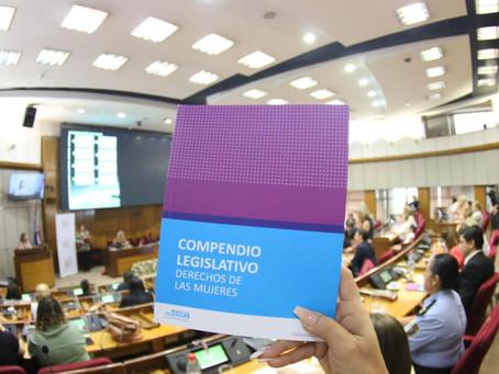 COMPENDIO LEGISLATIVO  DERECHOS DE LA MUJER