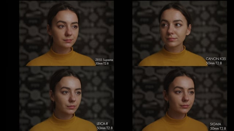 ALEXA MINI LF LENSES (K35/SUPREMES/SIGMA/LEICA-R)