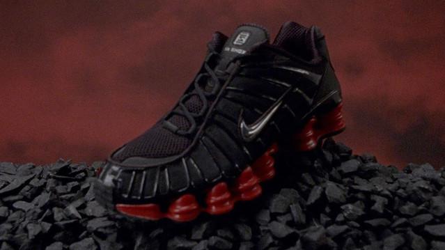 Nike Shox // Skepta