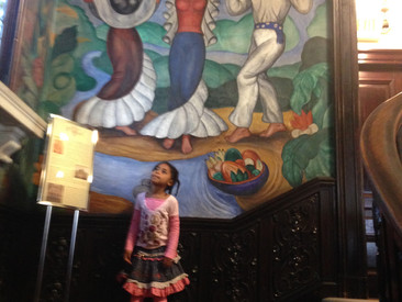 Week 3: Bird Migration, Reading Maps, the Mexican Cultural Institute, Malcolm X/Meridian Hill Park,