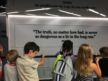 Headline: City Kids Visits the Washington Post!