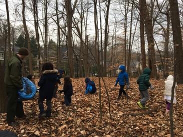 City Kids Services the Parks!