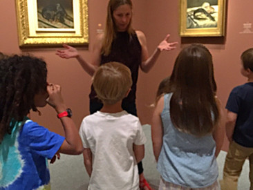 Frédéric Bazille and the Birth of Impressionism for Kids is a Must!