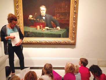 Week 4: Turtle Migration, Colonial Times, The National Portrait Gallery, and The National Gallery of