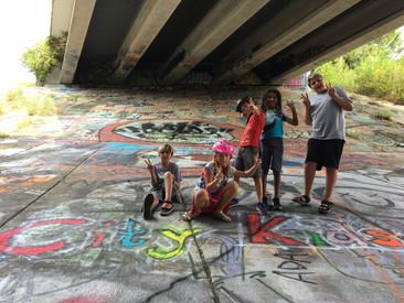 City Kids' Summer Culture Swap!