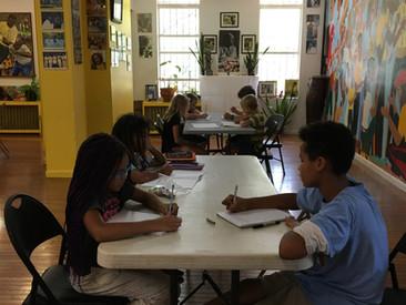 City Kids Stories: Diversity in Origin Stories.