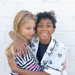 Augusta and Rosalia