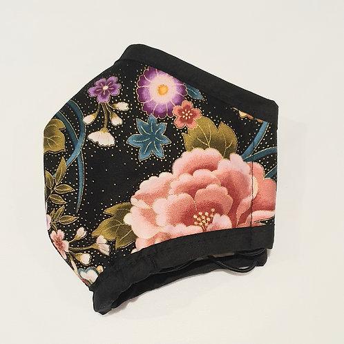 Medium - Oriental Floral (Elastic)
