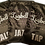 Thumbnail: Black Satin Shoe Bag