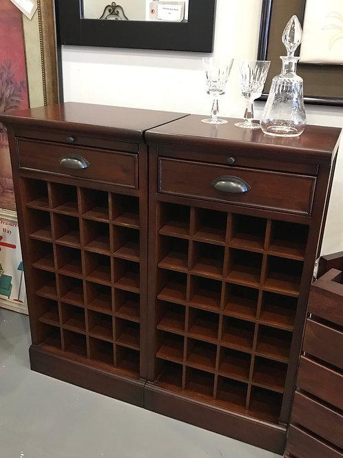 Pottery Barn Modular Bar Cabinet ( 2 available)
