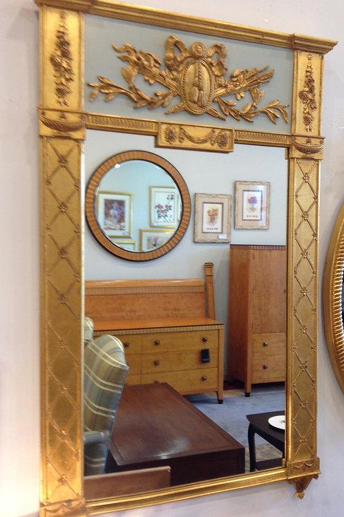 Vintage Carvers Guild Mirror