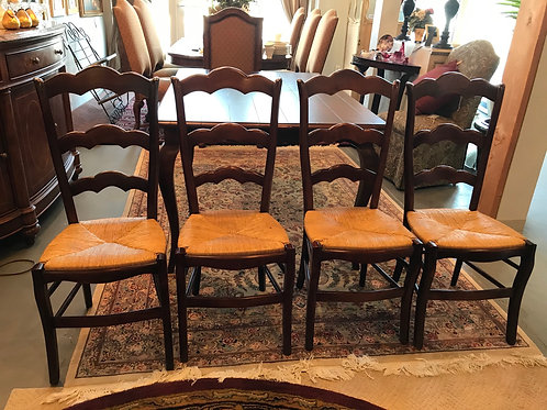 Hickory Chair Co. Dining Chairs Set of Four