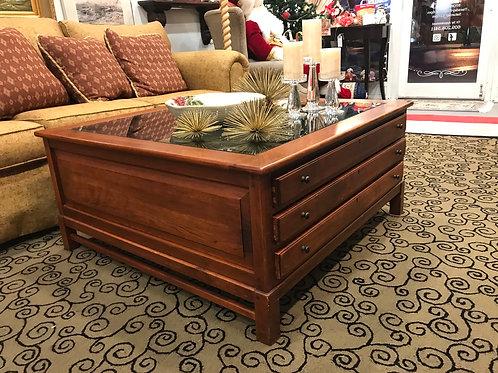 "Lexington Furniture Bob Timberlake Collection ""Map Coffee Table"""