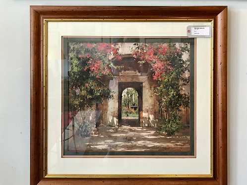 Ethan Allen Tuscan Artwork