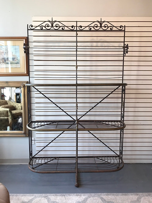 Antique Parisian Bread Rack