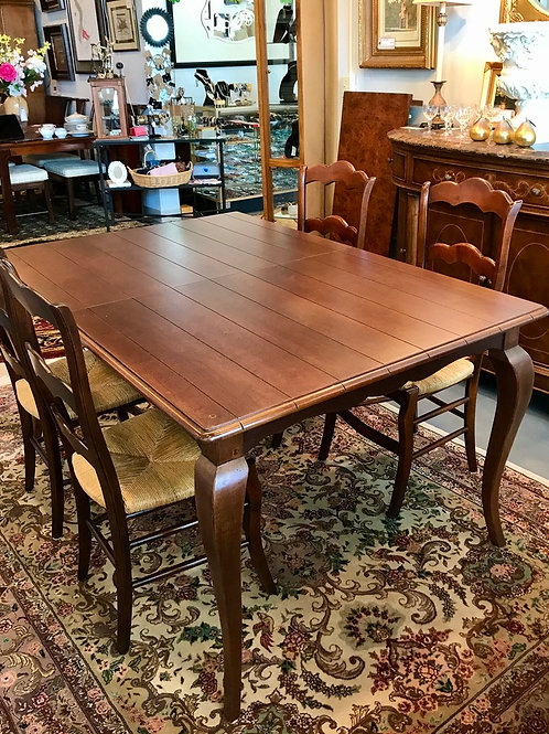 Hickory Chair Company Dining Set